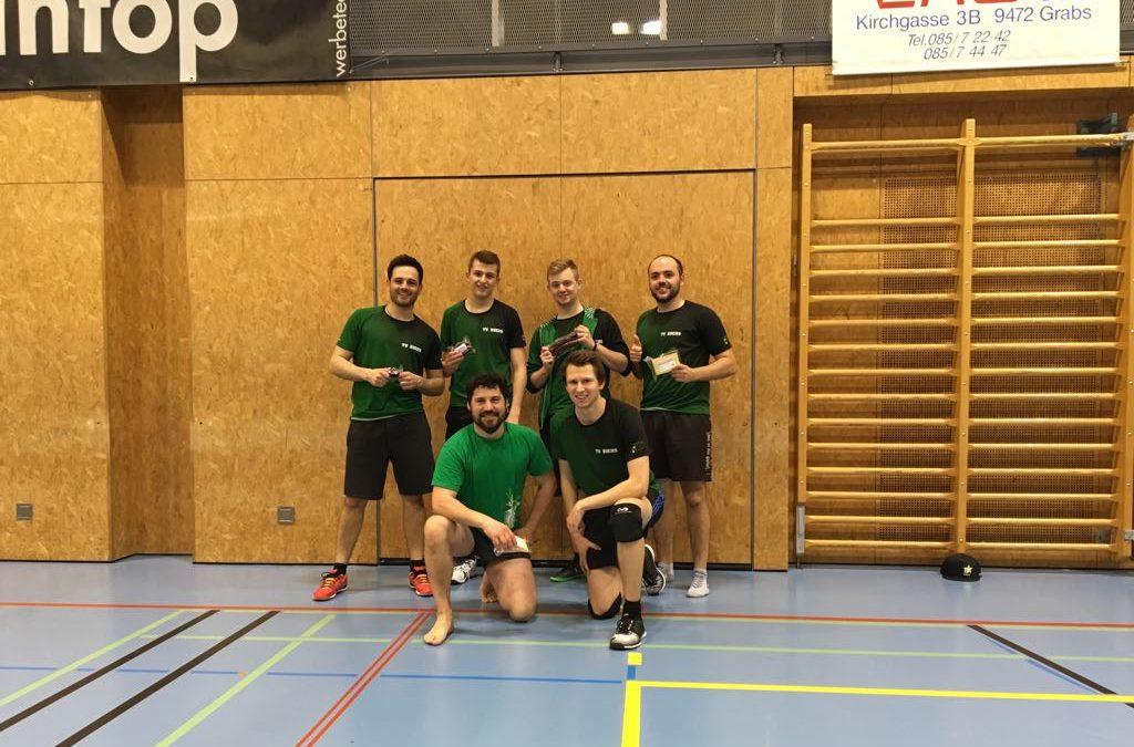 Volleyballnacht Grabs
