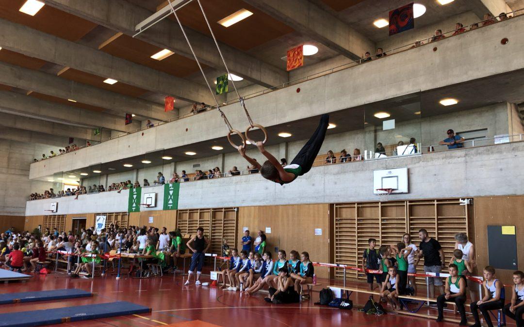 Kantonale Meisterschaften im Geräteturnen