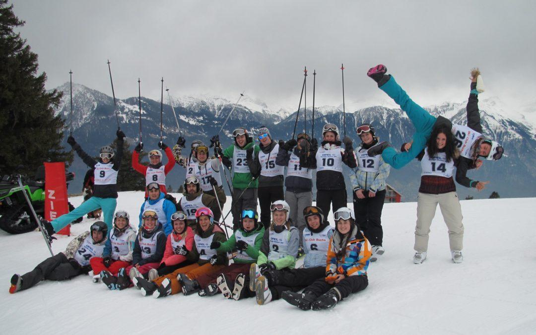 Skiweekend am Buchserberg