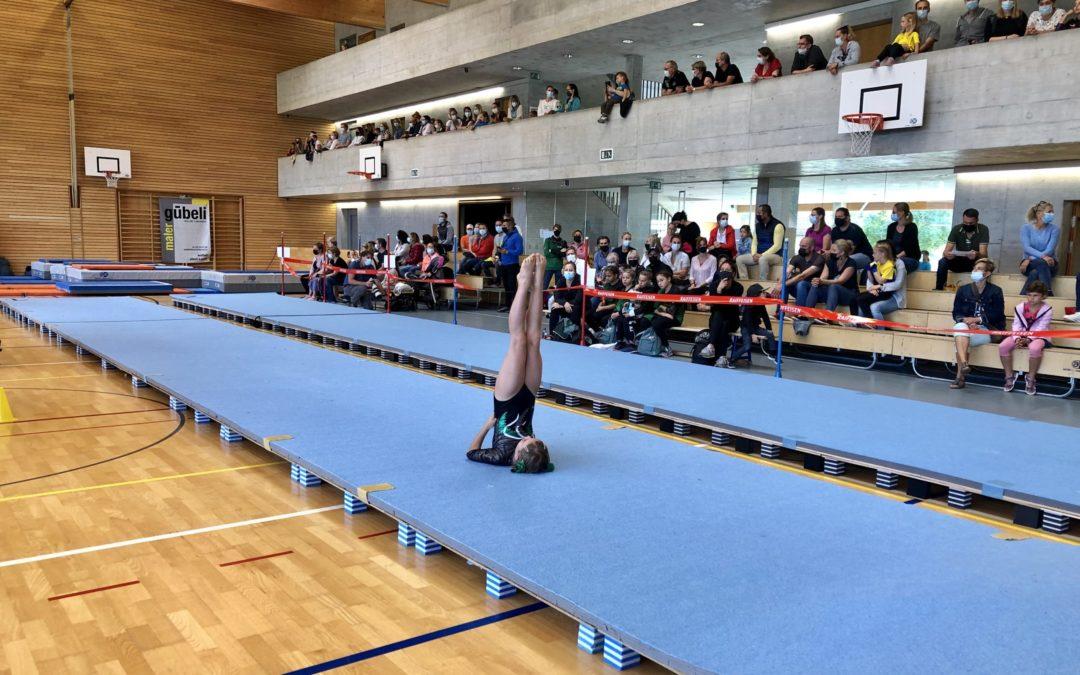 Kantonalmeisterschaft im Geräteturnen